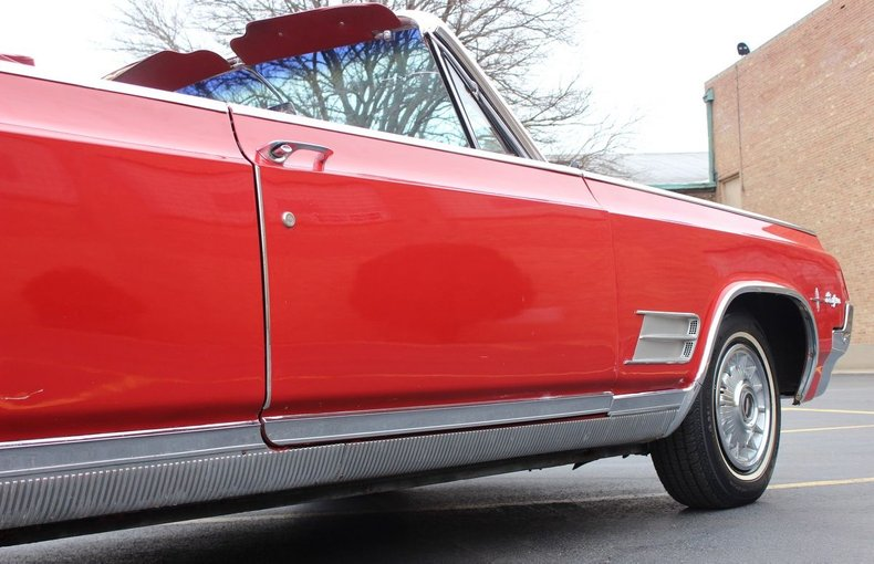 For Sale 1964 Oldsmobile Starfire Convertible