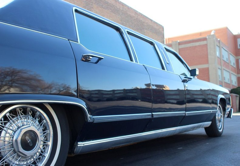For Sale 1978 Lincoln Continental Limousine