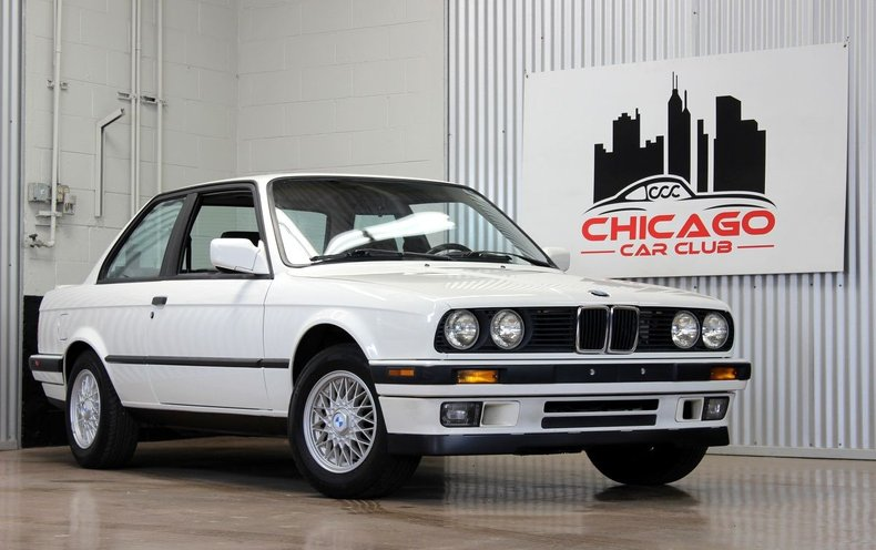 1991 BMW 318is