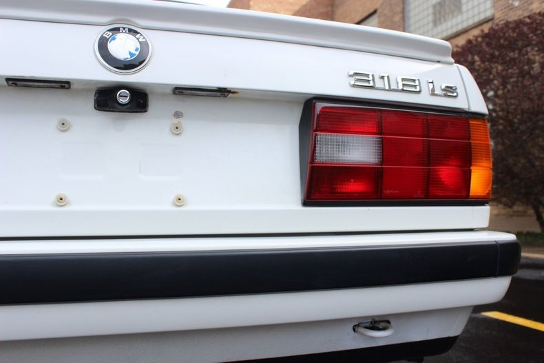 For Sale 1991 BMW 318is