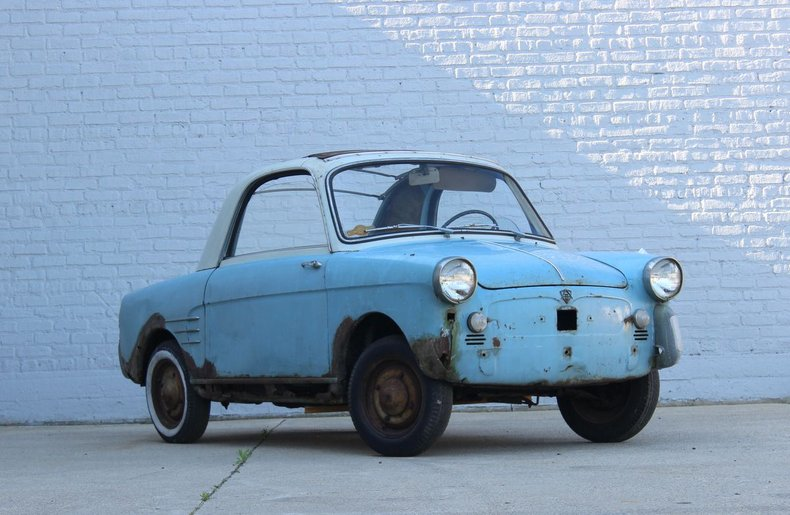 For Sale 1961 Fiat / Autobianchi Bianchina Transformabile Special