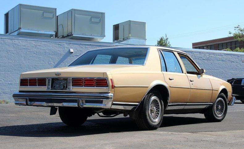 For Sale 1978 Chevrolet Caprice Classic Sedan