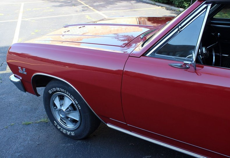 For Sale 1965 Chevrolet Malibu SS 396
