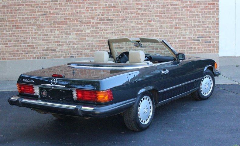 For Sale 1989 Mercedes-Benz 560SL