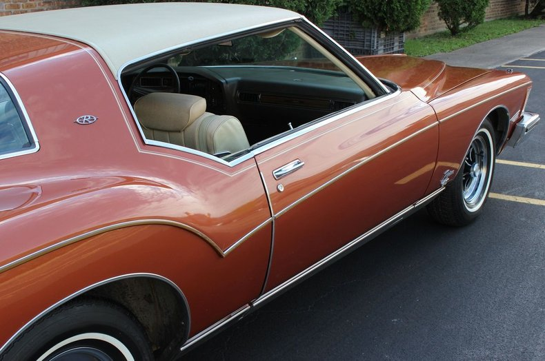 For Sale 1973 Buick Riviera GS Stage 1