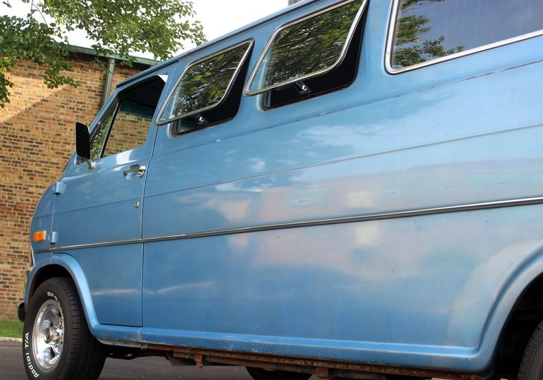 For Sale 1974 Ford Econoline Club Wagon Chateau