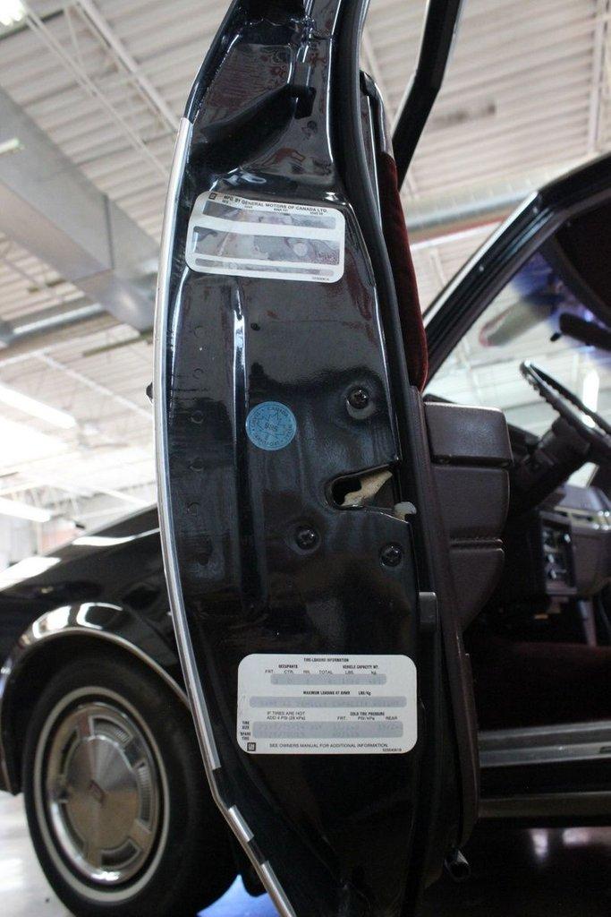 For Sale 1986 Oldsmobile Cutlass Supreme 4dr Sedan