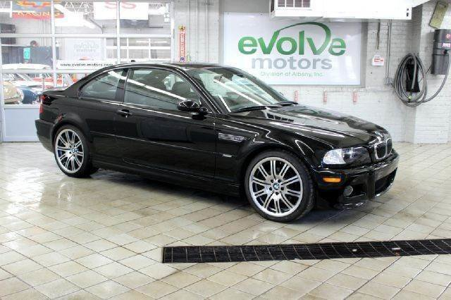 2005 bmw m3 2dr coupe