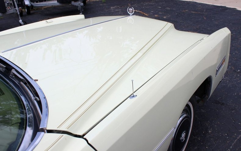 For Sale 1976 Cadillac Eldorado Convertible