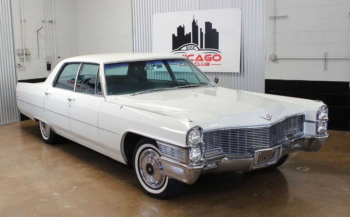1965 cadillac calais sedan
