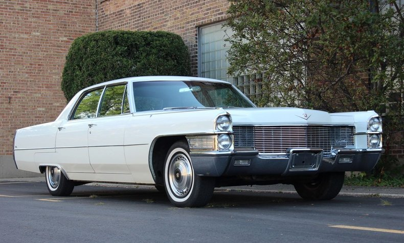For Sale 1965 Cadillac Calais Sedan