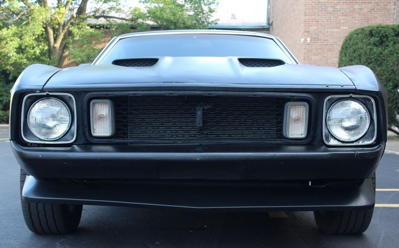 For Sale 1973 Ford Mustang Mach 1