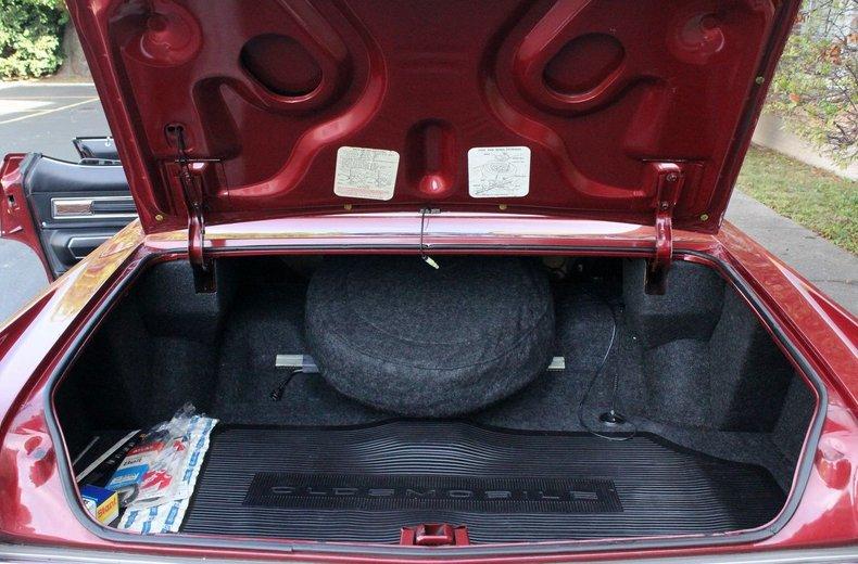 For Sale 1973 Oldsmobile Ninety-Eight Luxury Sedan