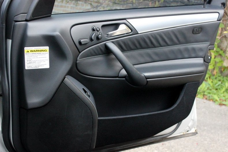 For Sale 2005 Mercedes-Benz C55 AMG Kleemann 55k S7