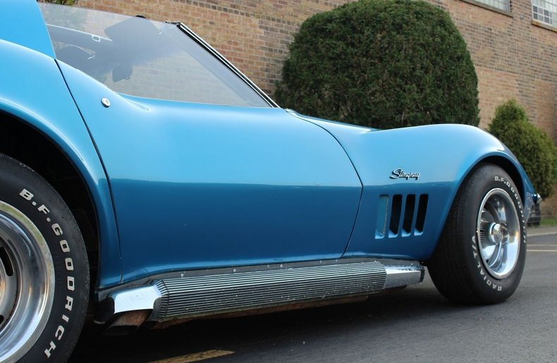 For Sale 1969 Chevrolet Corvette