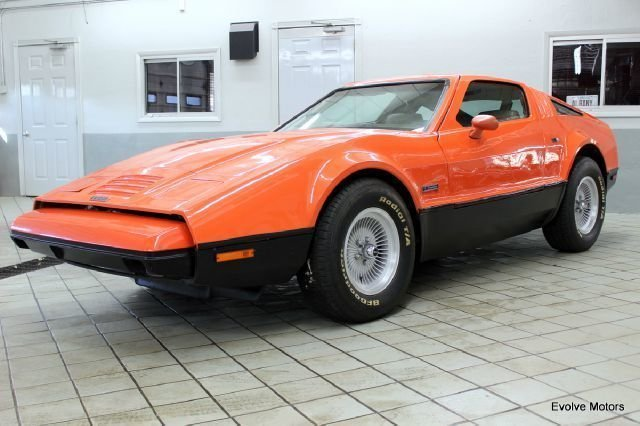 For Sale 1975 Bricklin SV-1