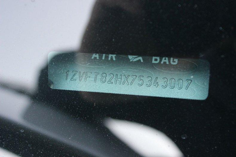 For Sale 2007 Saleen Mustang S281
