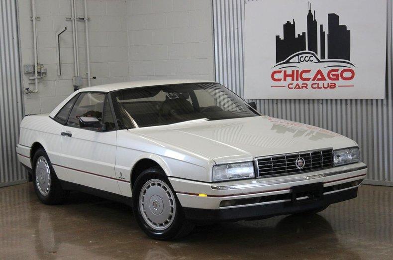 For Sale 1989 Cadillac Allante