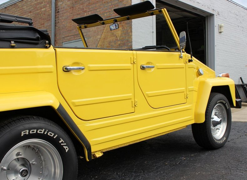 For Sale 1973 Volkswagen Thing