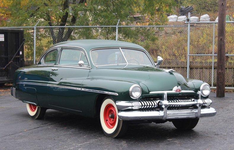 1951 Mercury Monterey Coupe