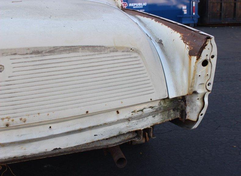 For Sale 1963 Studebaker Gran Turismo Hawk