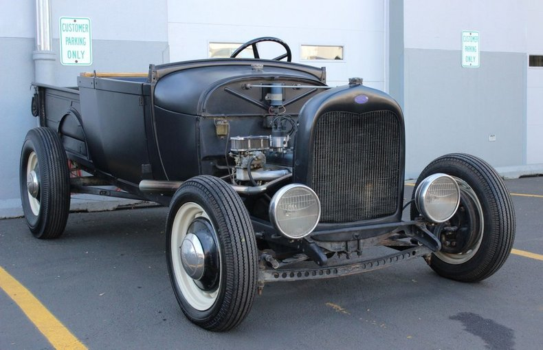 1928 Ford Model A Roadster Pickup
