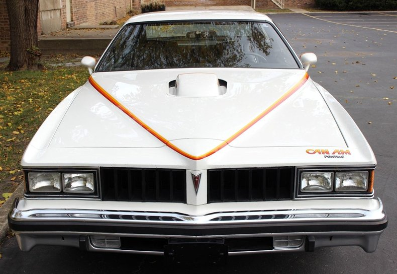 For Sale 1977 Pontiac Can Am