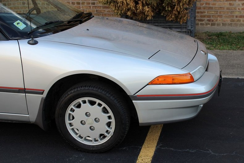 For Sale 1991 Mercury Capri XR2 Turbo Convertible 5spd