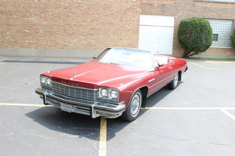 For Sale 1975 Buick LeSabre