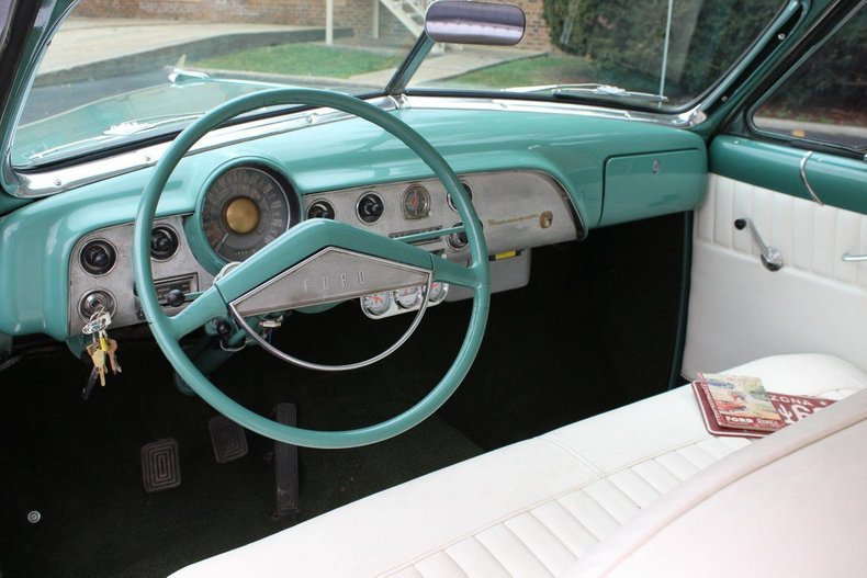 For Sale 1951 Ford Victoria
