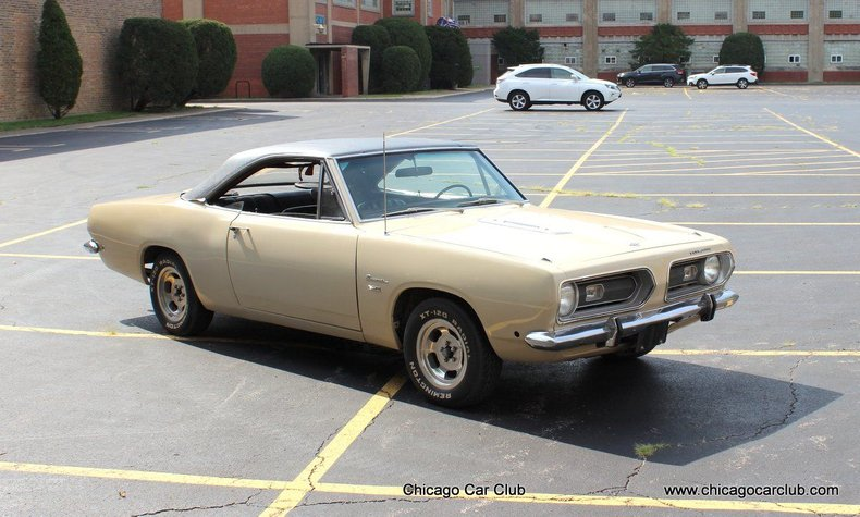 For Sale 1968 Plymouth Barracuda