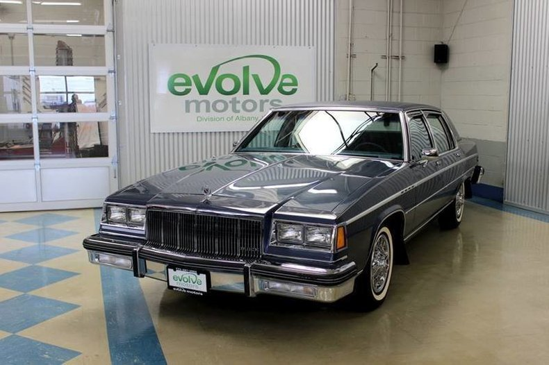 For Sale 1983 Buick Electra
