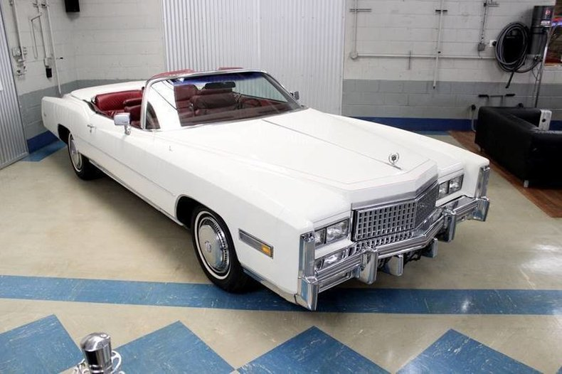For Sale 1975 Cadillac Eldorado
