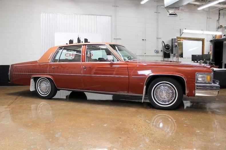 For Sale 1977 Cadillac DeVille