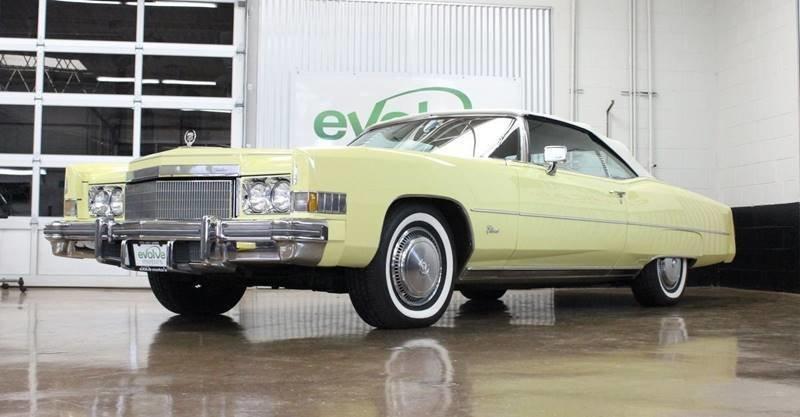 1974 Cadillac Eldorado for sale #81869 | MCG