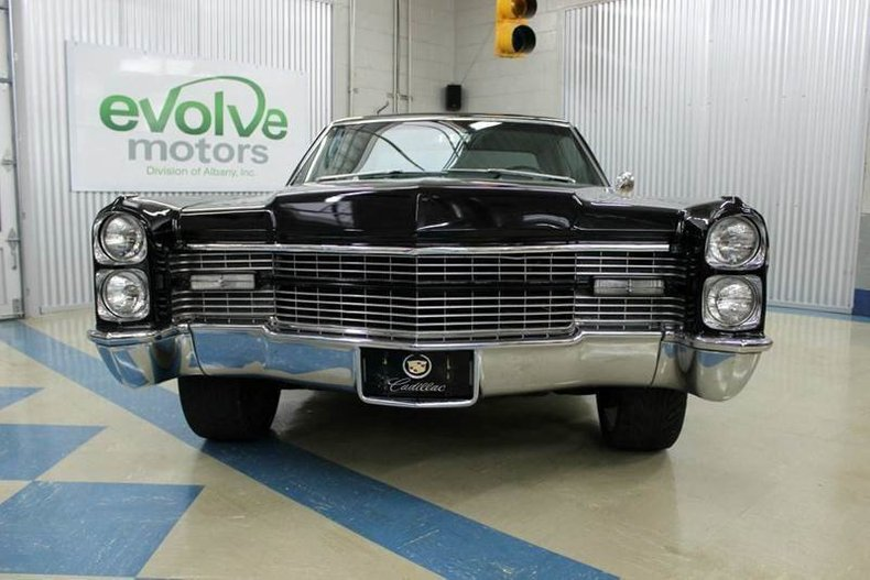 For Sale 1966 Cadillac DeVille