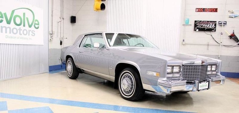 For Sale 1979 Cadillac Eldorado