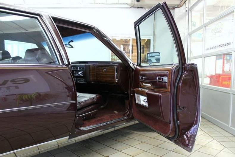 For Sale 1977 Cadillac Fleetwood Brougham
