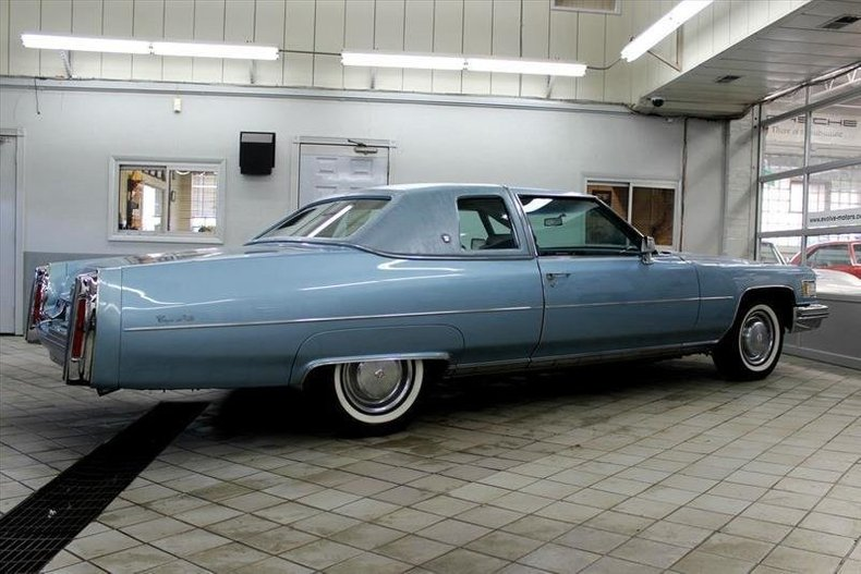 For Sale 1976 Cadillac DeVille