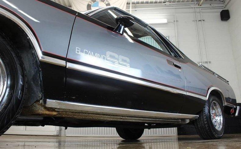 For Sale 1985 Chevrolet El Camino