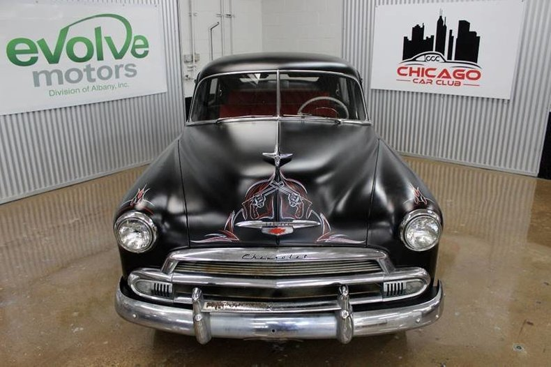 For Sale 1951 Chevrolet Fleetline