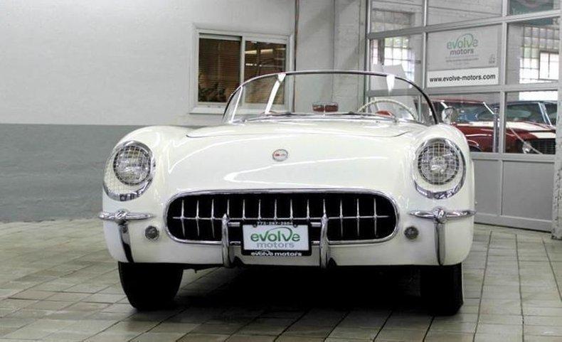 For Sale 1954 Chevrolet Corvette