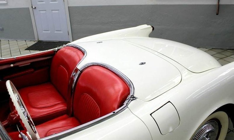For Sale 1954 Chevrolet Corvette