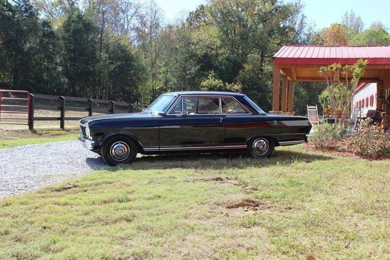 For Sale 1965 Chevrolet Nova