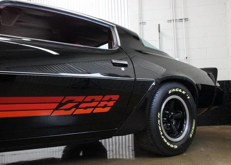 For Sale 1980 Chevrolet Camaro