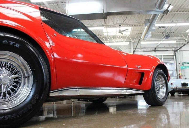 For Sale 1977 Chevrolet Corvette