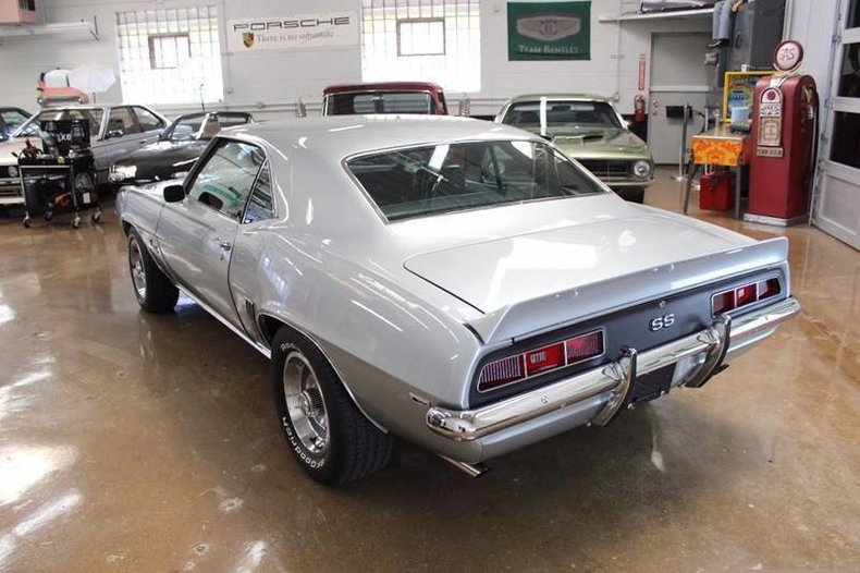 For Sale 1969 Chevrolet Camaro