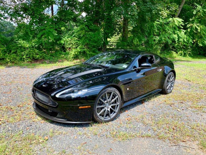 2017 Aston Martin Vantage For Sale