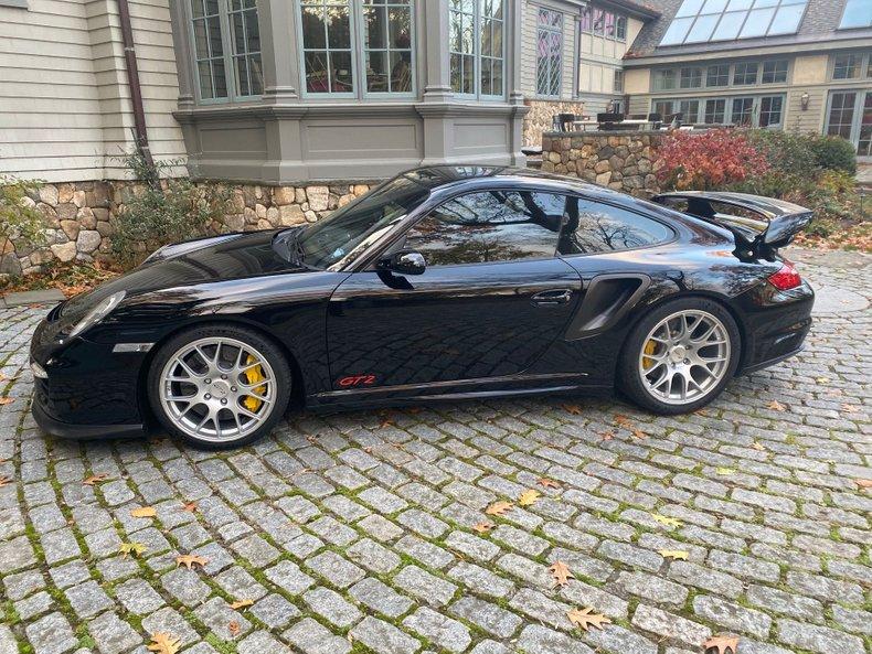 2008 Porsche 911GT2
