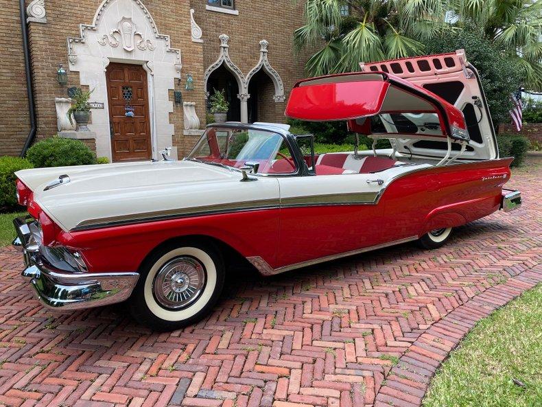 1957 Ford Skyliner E Code